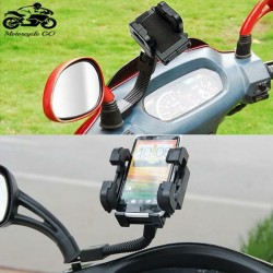 Mobile holder motercycle