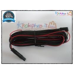 Rear camera cable
